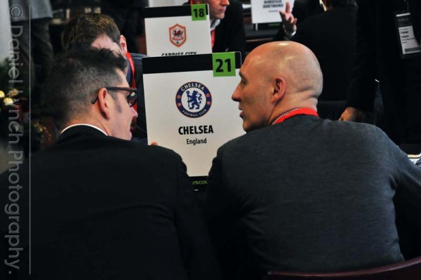 FOURFOURTWO - WYSCOUT FORUM 2012