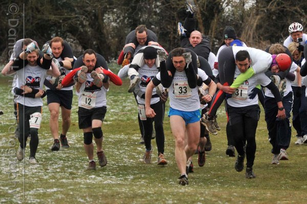 METRO FEATURES : UK WIFE CARRYING CHAMPIONSHIPS