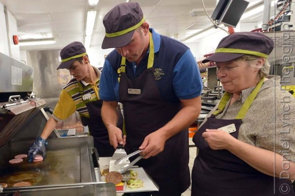 McDONALD'S QUALITY SCOUTS UNDERTAKE THE 'BIG MAC' TOUR