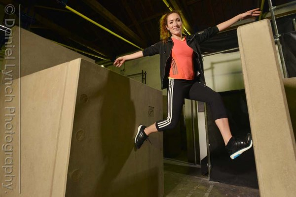 EXPRESS FEATURES : FREERUNNING