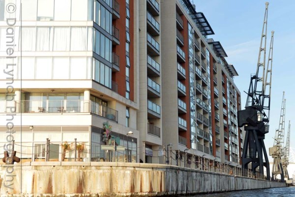 EVENING STANDARD HOMES & PROPERTY : THE DEVELOPMENT OF DOCKLANDS