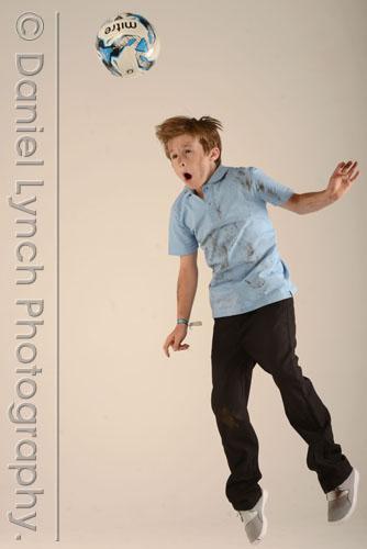 26/06/16. Lidl Uniforms shoot. Lidl's durable school uniforms range photographed at Metro Studios, Kensington, West London. Credit: Daniel Lynch 07941 594 556. www.lynchpix.co.uk